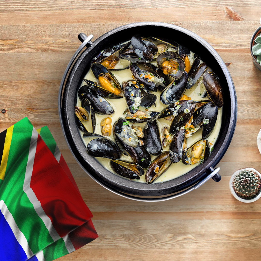 Best Duty Mussel Potjie